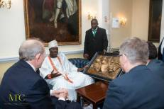 OONI AT THE CHATHAM HOUSE1