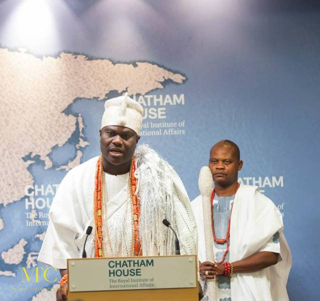 OONI AT THE CHATHAM HOUSE4